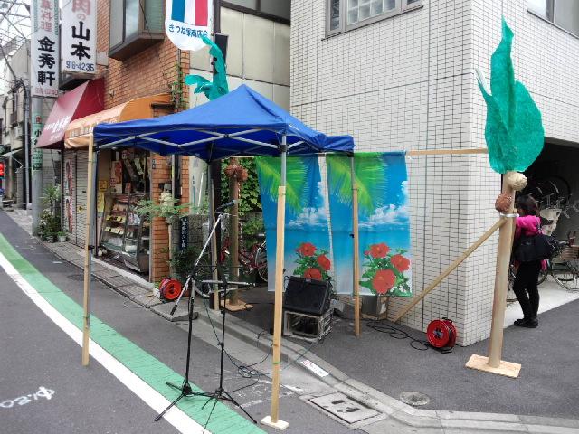 写真/音楽イベント@きつね塚通り