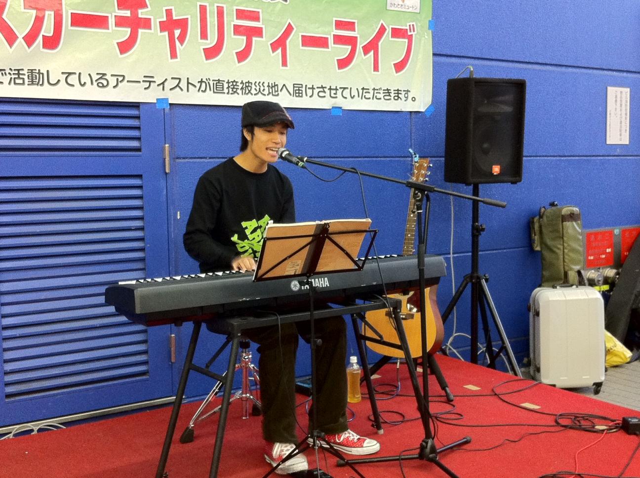 写真/誕生日ライブ@かわさき銀座街