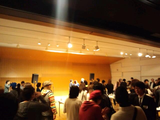 川崎アーティスト交流会とライブ