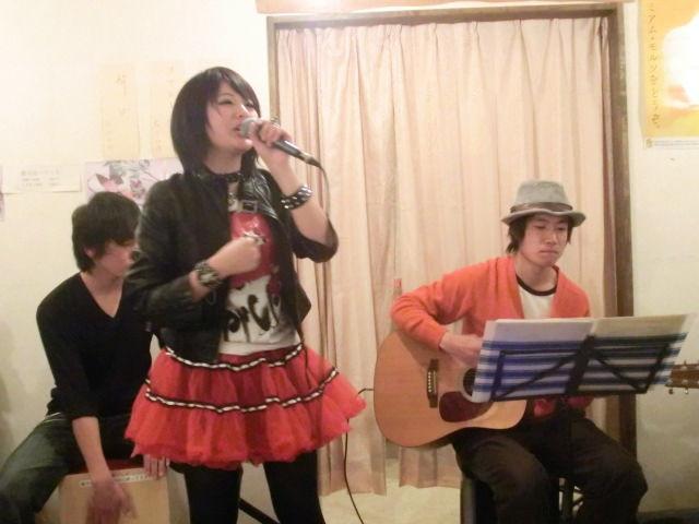 ギターサポート@岩本玲奈さん初ワンマン