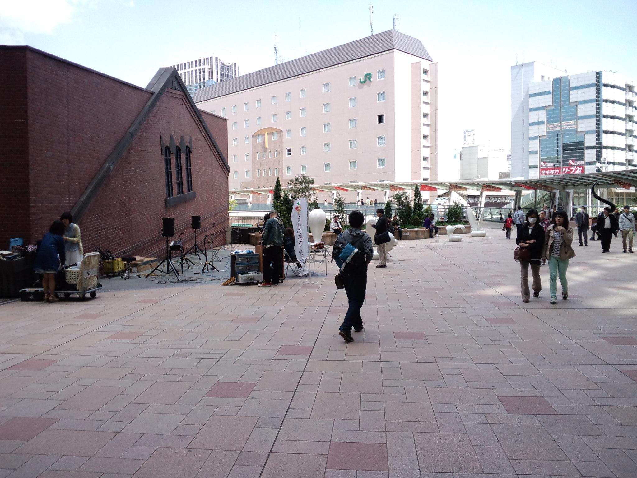 音楽の街川崎ライブ