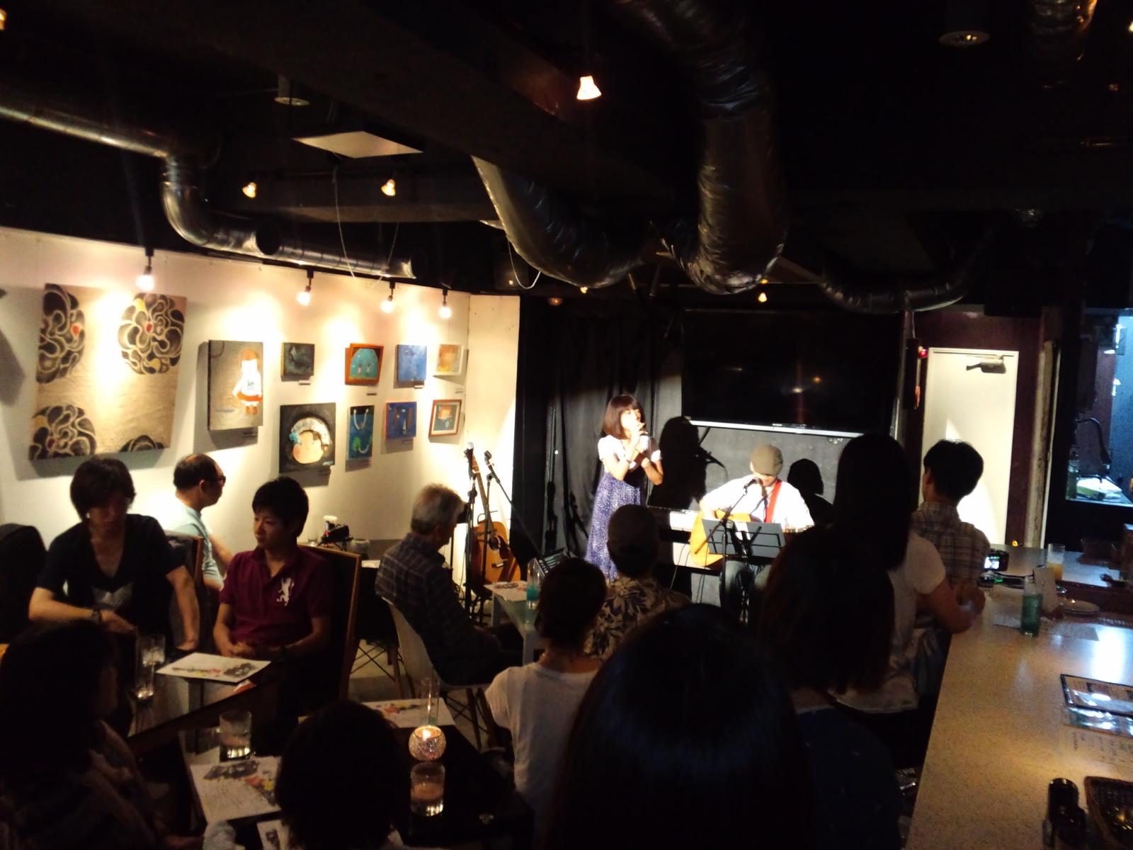 どらまてぃっくサタデナイッ!@渋谷TK bar