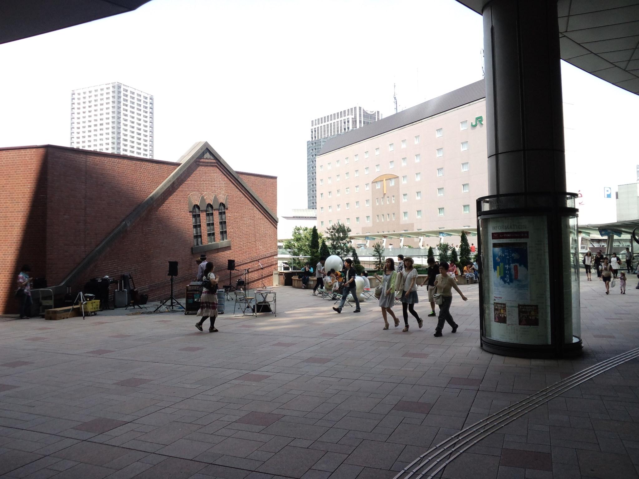 ミューザゲートプラザ・ライブ順番決定☆