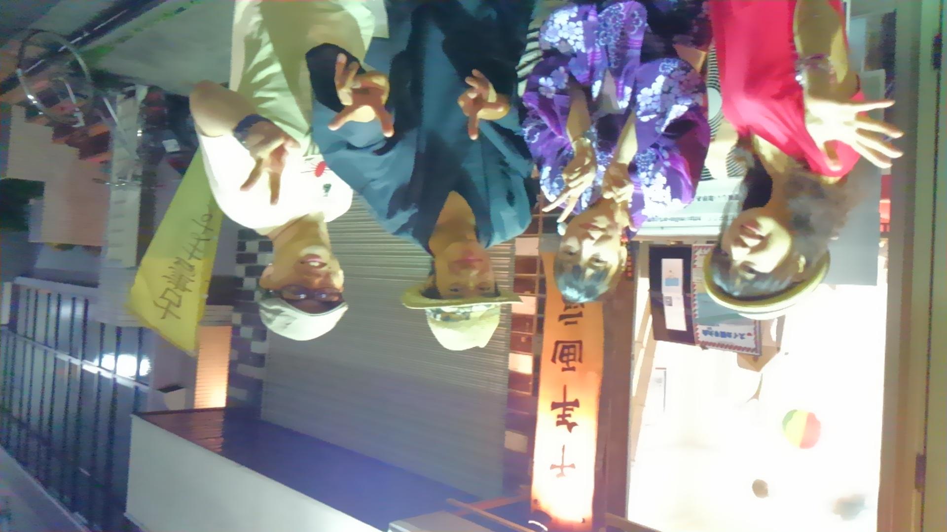 Kareiko展 縁日はじめまして