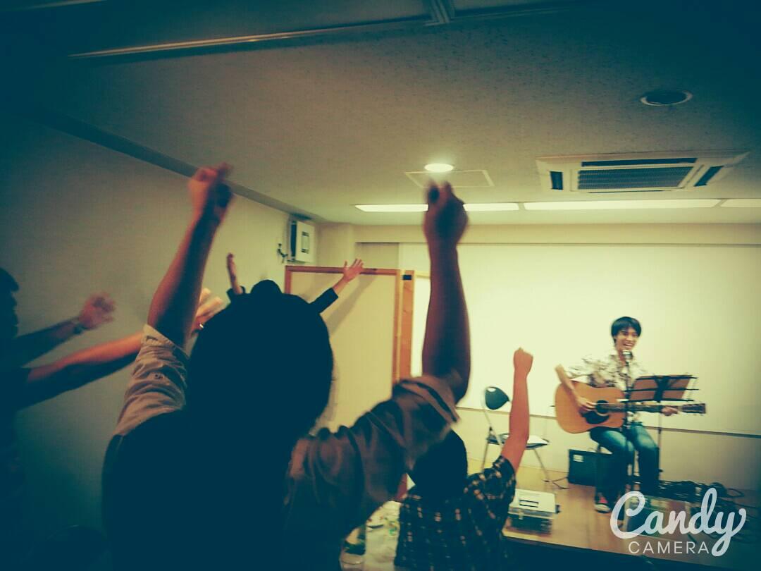 今日の川崎ライブと竹林閣ライブ記