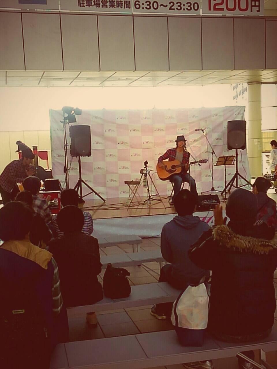 町田ミュージックパークとLucyさんライブ