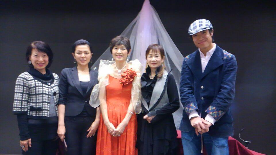 立川イベントとやまざきれいこさんコンサート