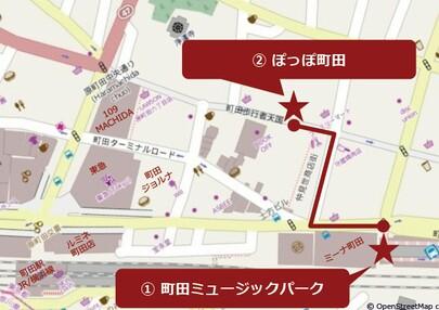 明日は町田ミュージックパークにてライブ