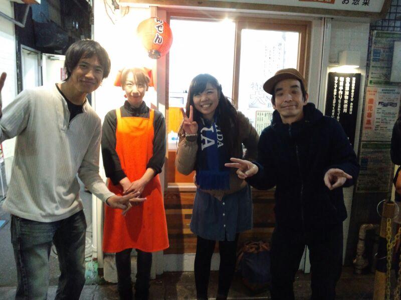 八王子papa beat 初出演と、町田ライブ&グルメ