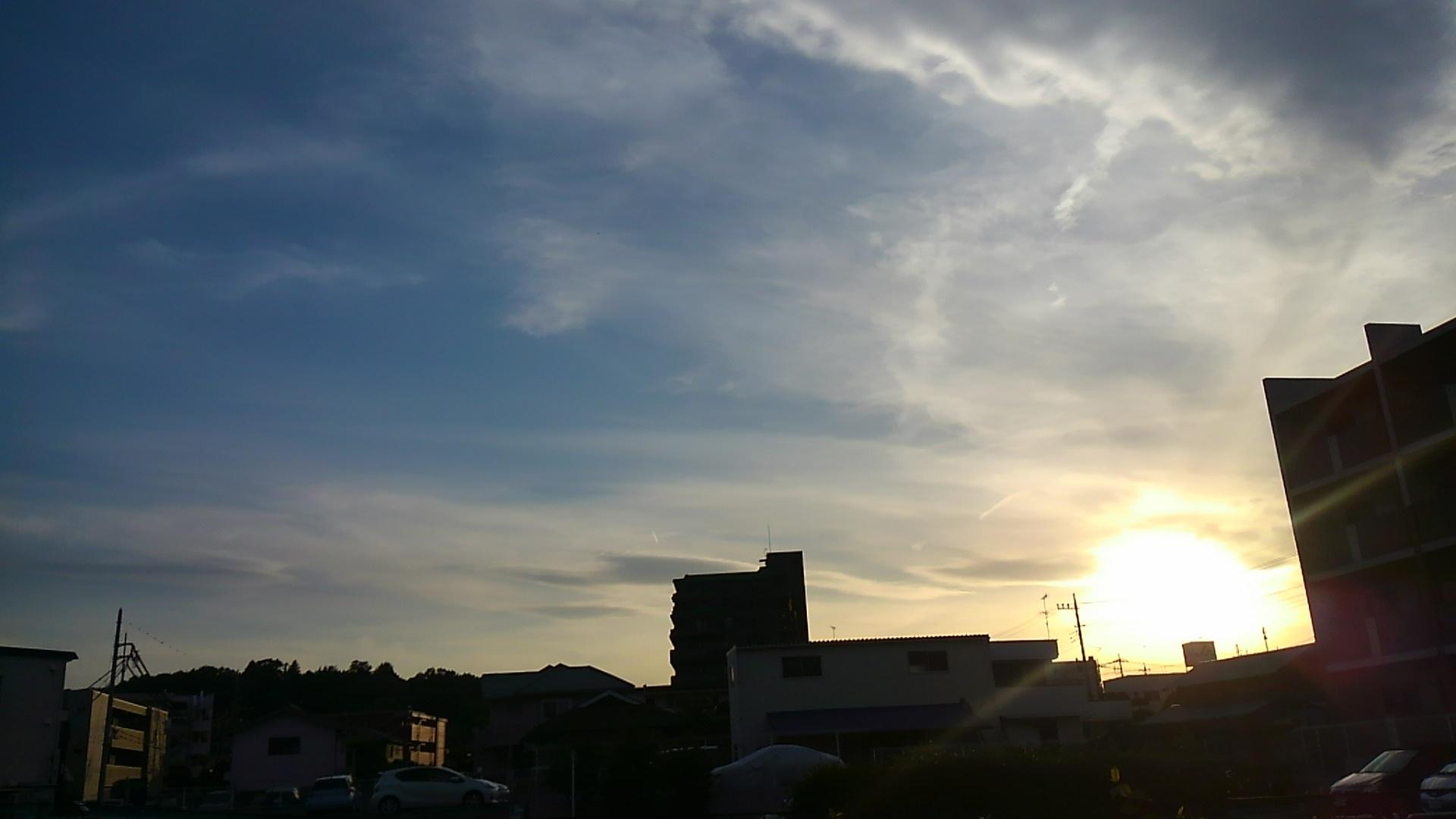 川崎と台風