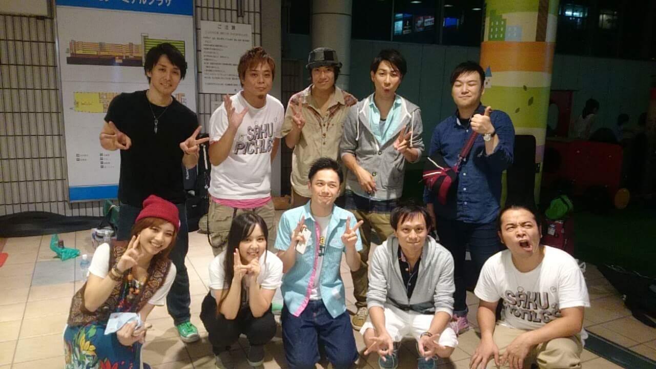 町田グルメツアーズと昨日のライブ