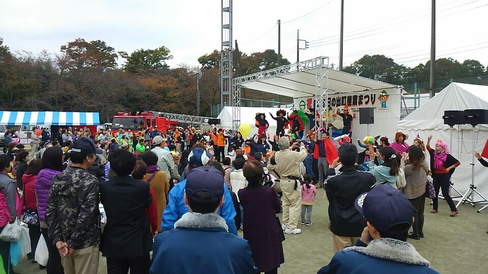 日の出町産業祭り音響ワーク