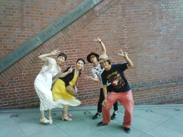 8月・9月の川崎MUZAフリーライブ