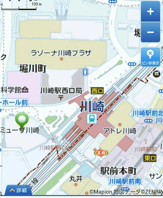きょう川崎ミューザゲートプラザライブ