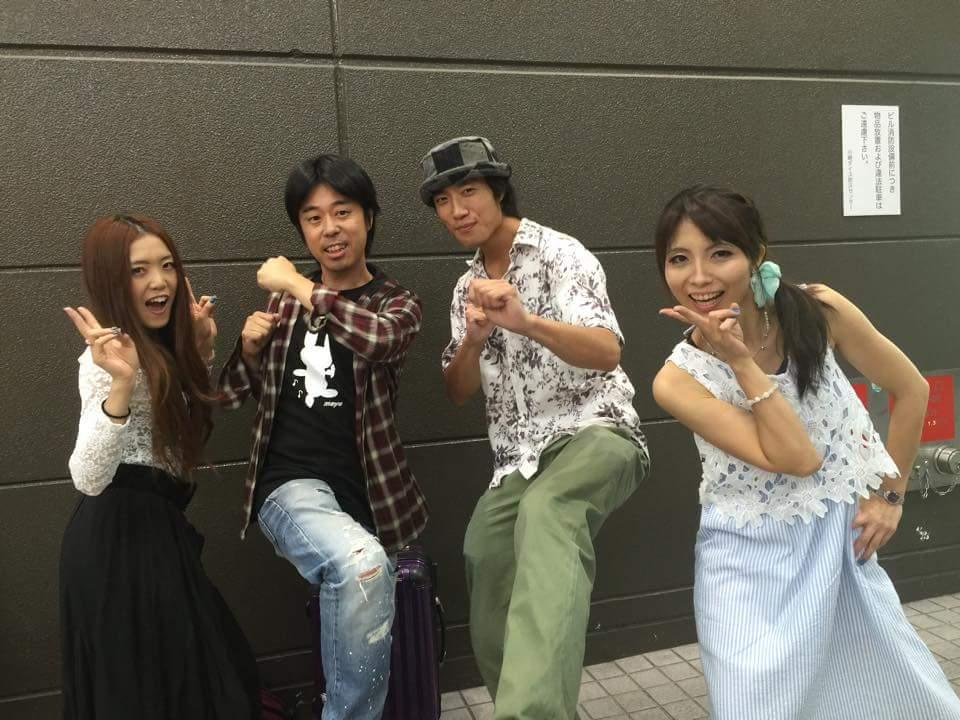 9月22日川崎銀座街ライブ