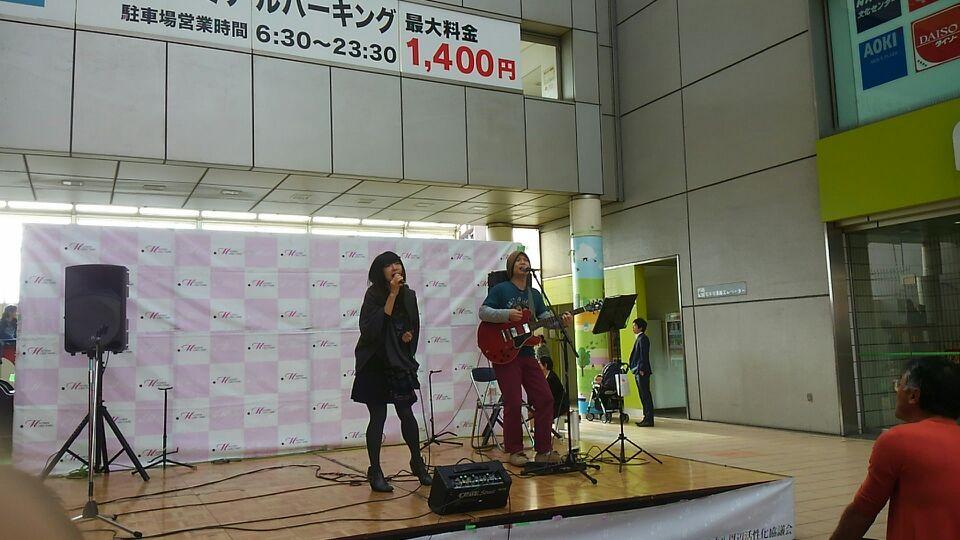 11月21日町田ミュージックパーク出演記