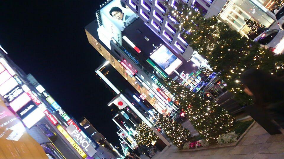 年末のご挨拶と新宿でのカウントダウンライブ