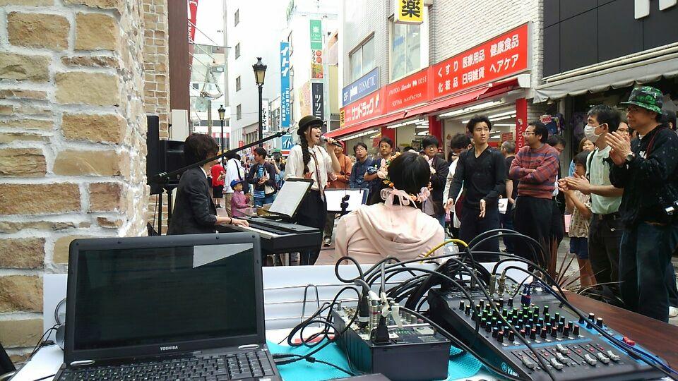 町田ジョルナ音響記と明日のライブ