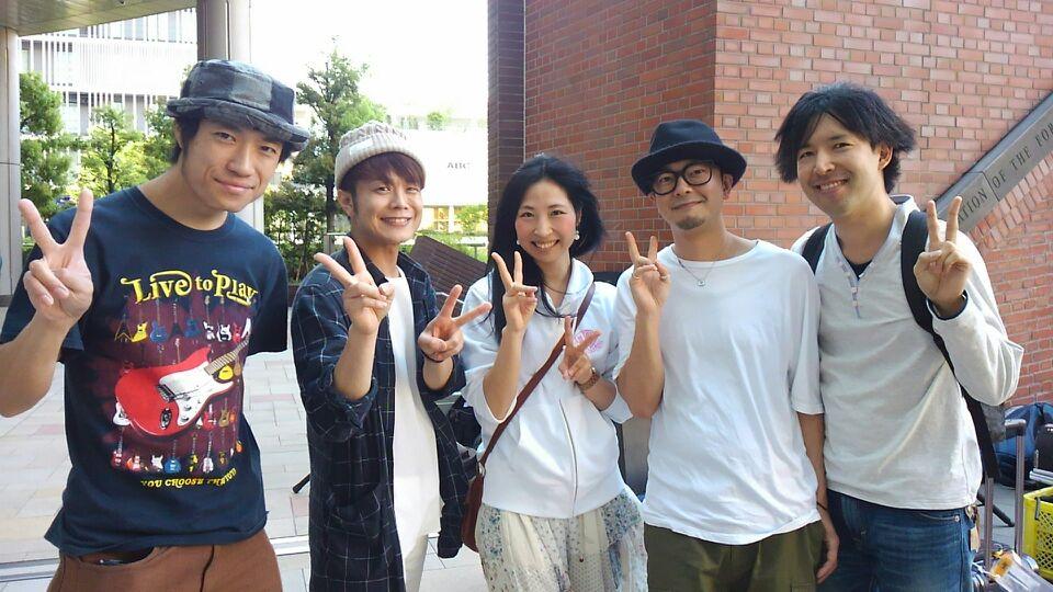 20160521川崎ミューザ前ライブ