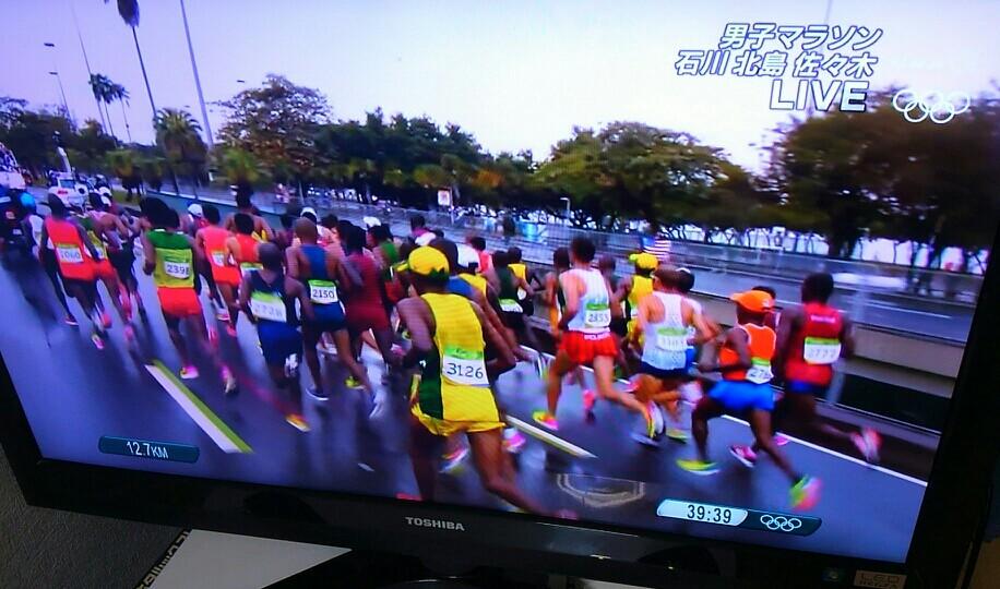 レッスン・作詞・ジョッグ&男子マラソン