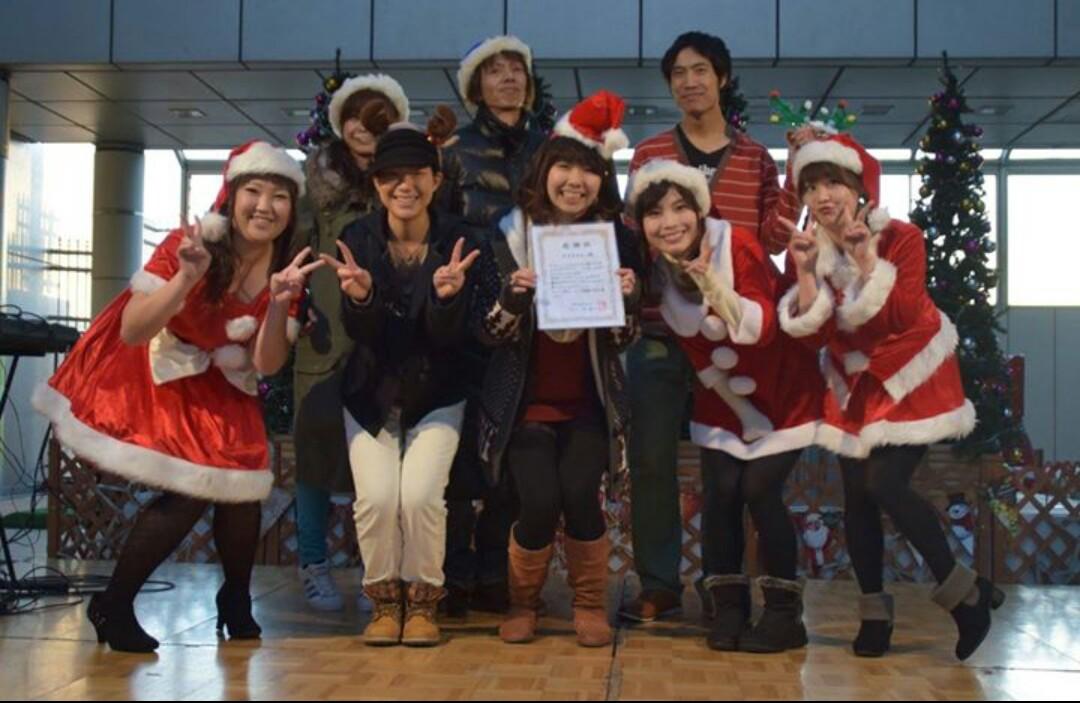 クリスマスフェスin町田