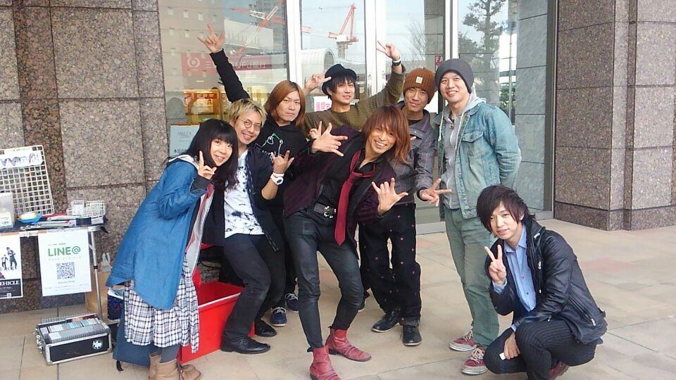 3月の川崎ミューザライブ