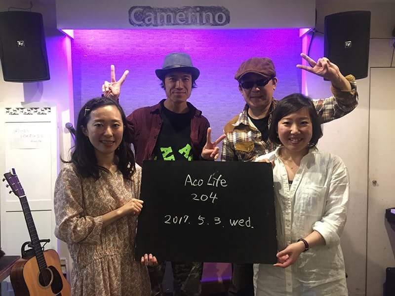 ラジオオンエア最終日&アコライフ記