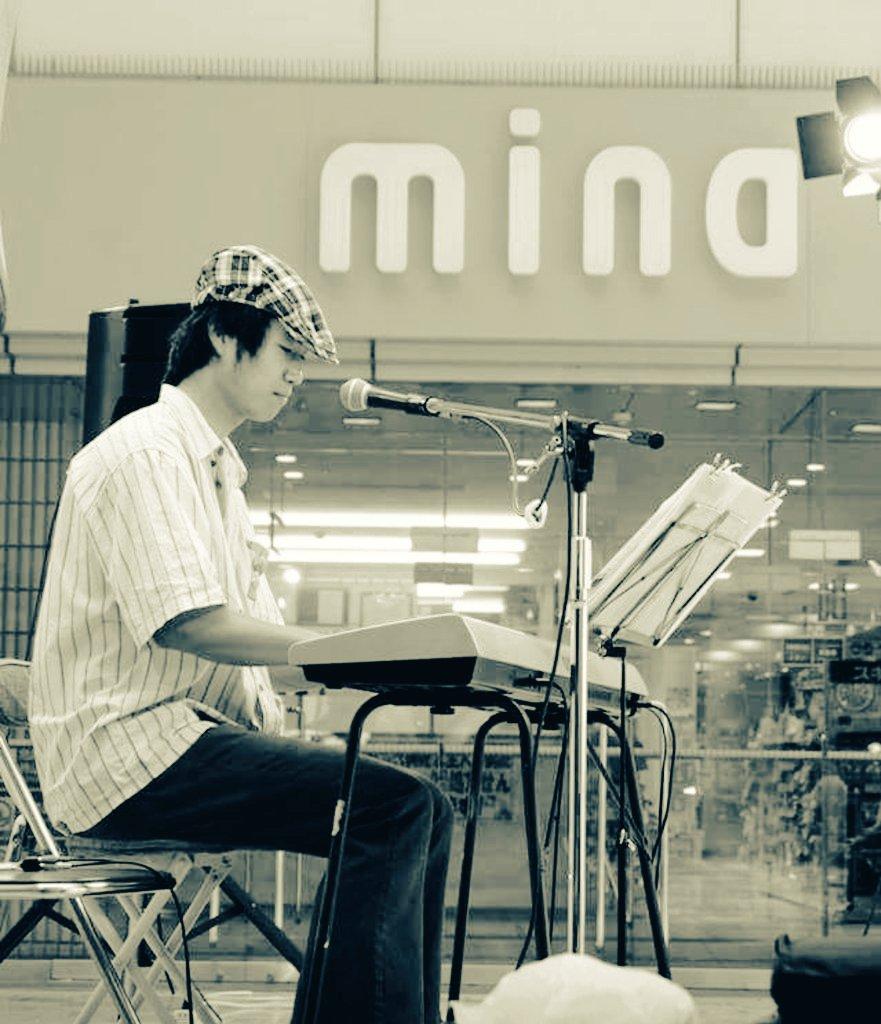 明日は町田ミュージックパークライブ