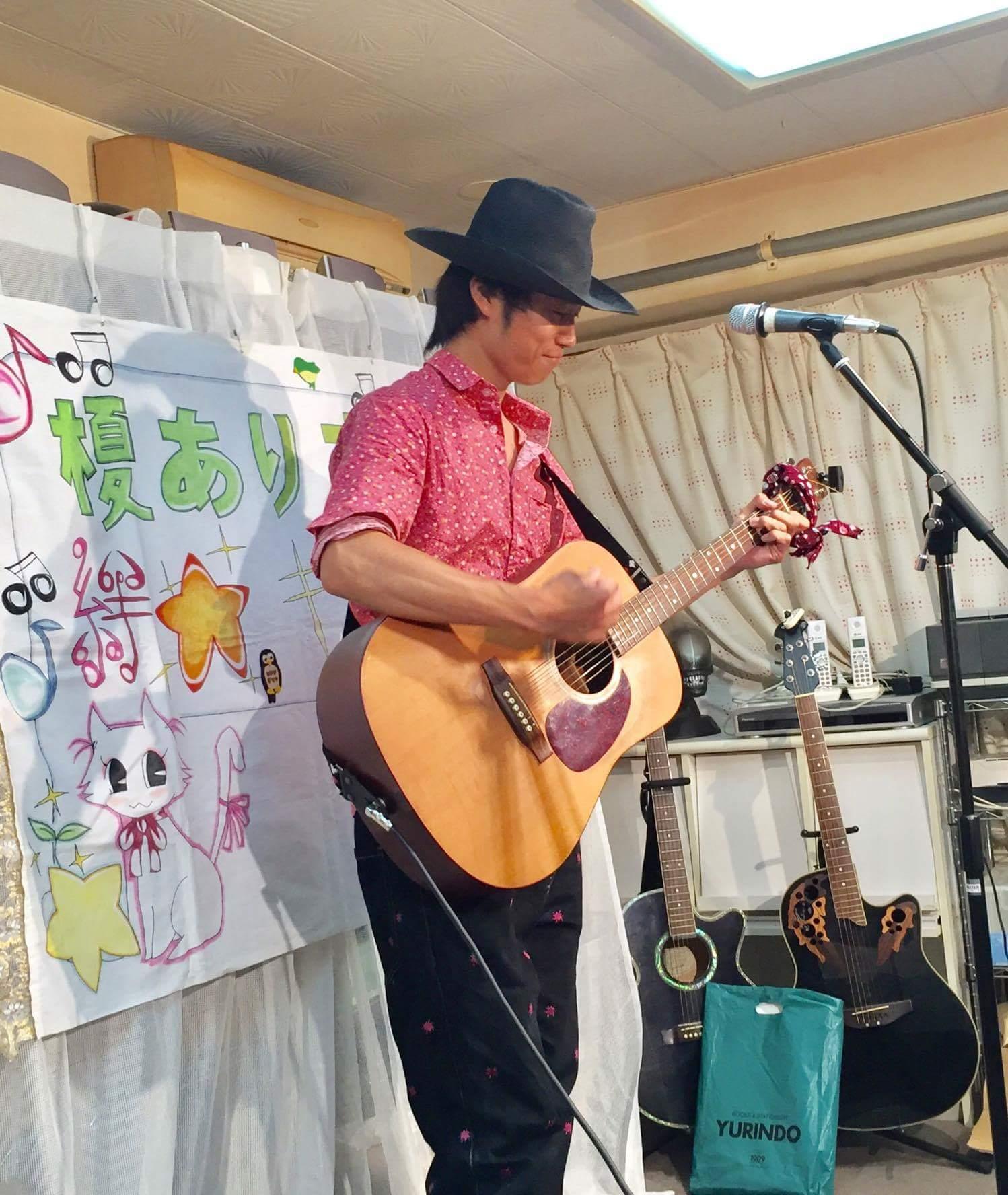 ネットテレビ「榎ありさの絆キラキラ」200回記念出演