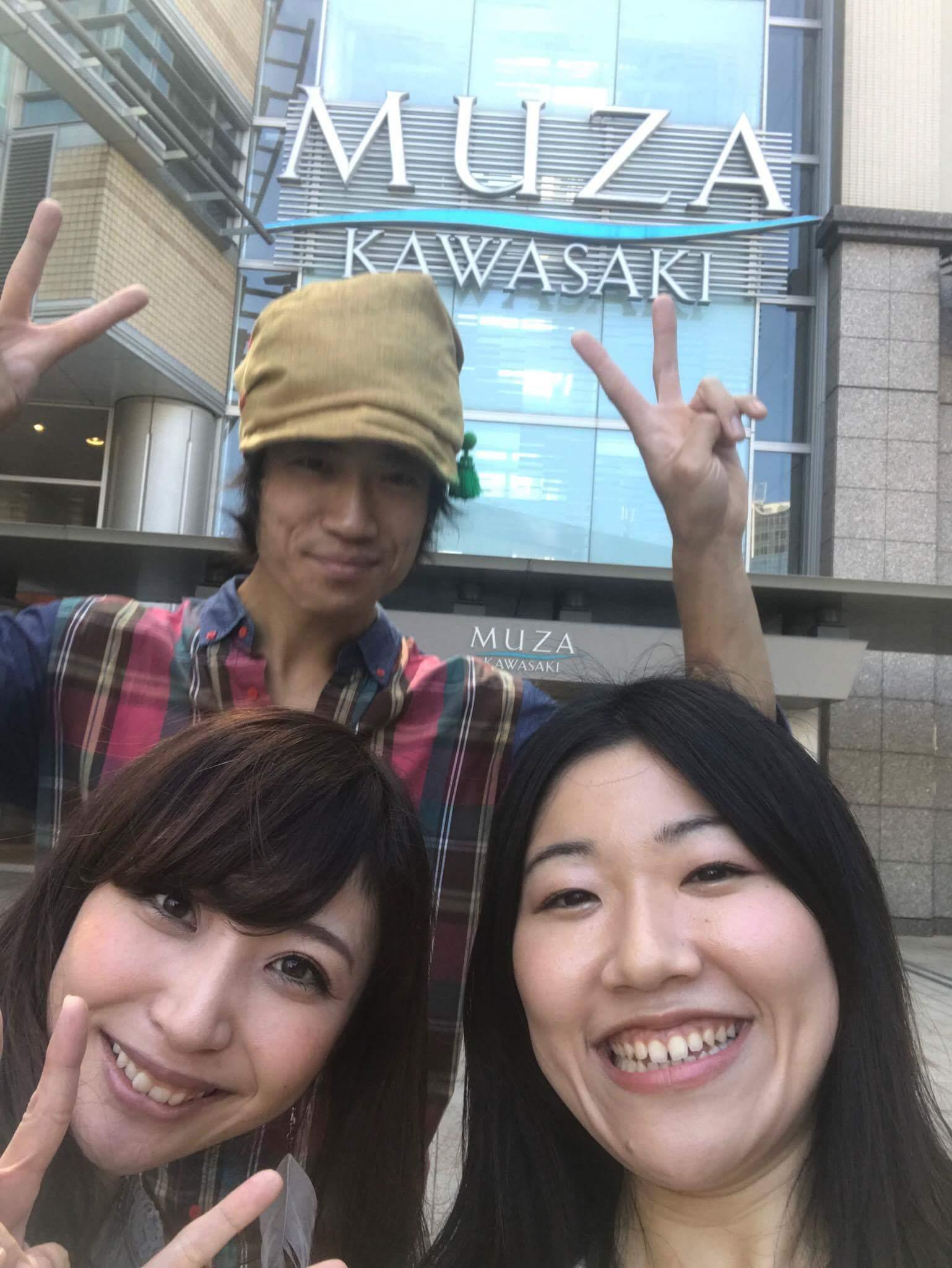 9月の川崎ミューザライブ